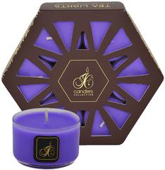 JCandles Čajové sviečky Country Lavender 7 ks