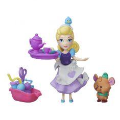Disney Mini księżniczka z przyjacielem - Kopciuszek