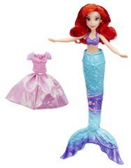 Disney Księżniczka Ariel z morskiej piany