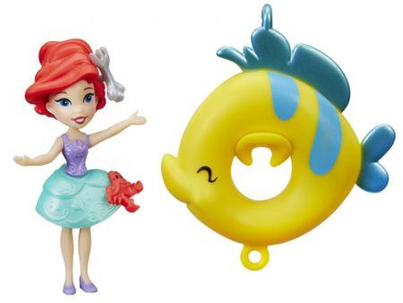 Disney Mini księżniczka Ariel pływająca