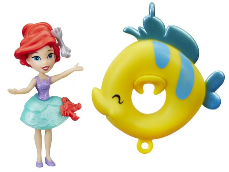 Disney Plovoucí mini princezna Ariel