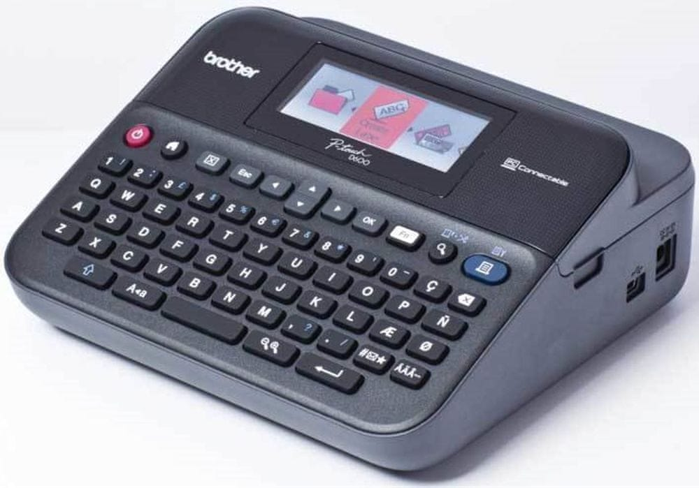 Brother PT-D600VP (PTD600VPYJ1)
