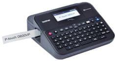Brother tiskalnik nalepk PT-D600VP