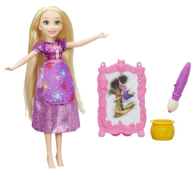 Disney Princezna Locika s módními doplňky
