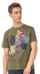 Desigual moška majica Nicogim