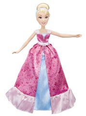 Disney Hamupipőke hercegnő varázslatos ruhával