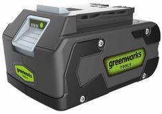 Greenworks G24B4 - 24 V Lithium Iontová baterie 4Ah