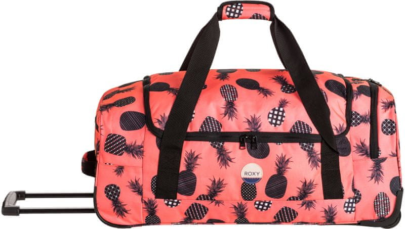 Roxy Distance Accross 60 l Ax Neon Grapefruit Pineapple Dots
