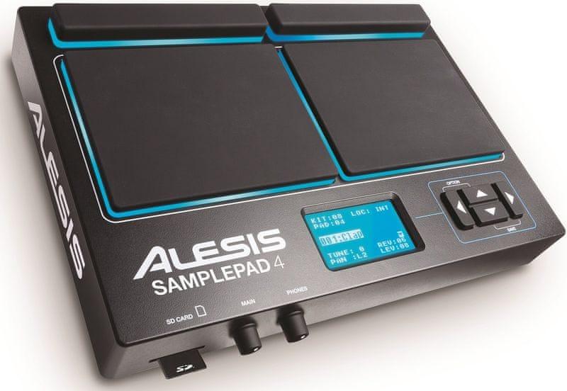 Alesis SAMPLEPAD 4 Sample pad