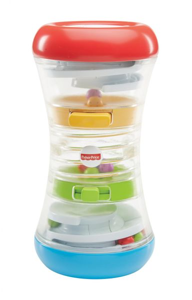 Fisher-Price Věž s kuličkami 3v1