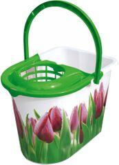York Tulipános Felmosó Kicsavaróval