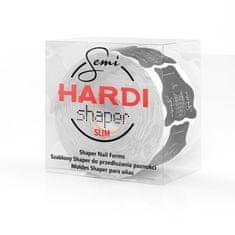 Semilac szablony Semi Hardi Shaper Slim - 500 szt