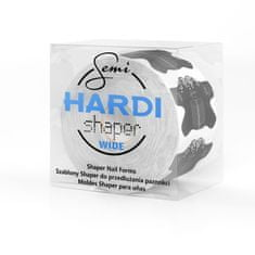 Semilac szablony Semi Hardi Shaper Wide - 500 szt