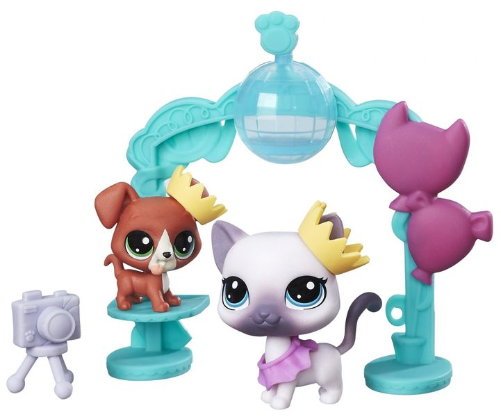 Littlest Pet Shop Tematický set School Dance
