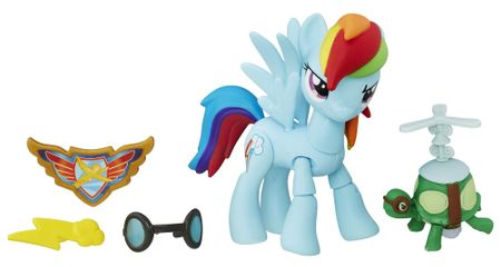 My Little Pony Kucyk Rainbow Dash Guardias B7295