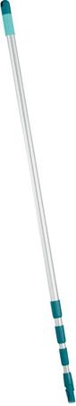 Leifheit teleskopski ročaj Click System, 145 - 400 cm - odprta embalaža
