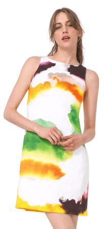 Desigual női ruha Nilina 36 többszínű