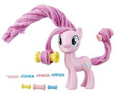 My Little Pony Poník s kaderníckymi doplnkami Pinkie Pie