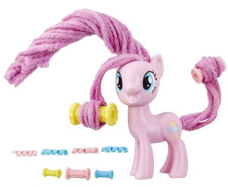 My Little Pony Pinkie Pie z akcesoriami fryzjerskimi