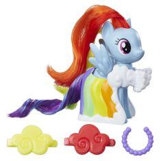 My Little Pony Módny poník Rainbow Dash