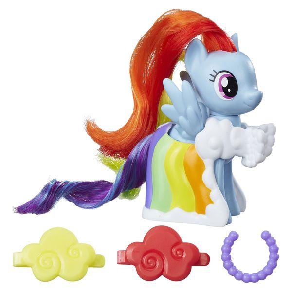 My Little Pony Modní poník Rainbow Dash