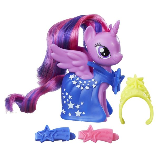 My Little Pony Modní poník Princess Twilight Sparkle