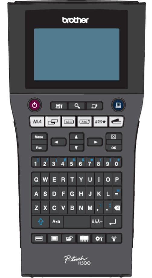 Brother PT-H500 (PTH500YJ1)