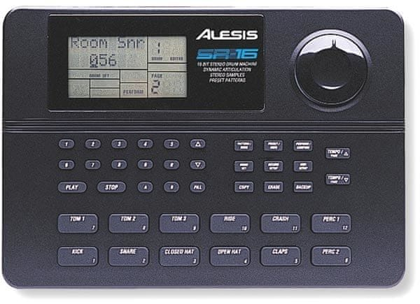 Alesis SR16 Automatický bubeník
