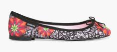 Desigual női balerina cipő Missia Save The Qu