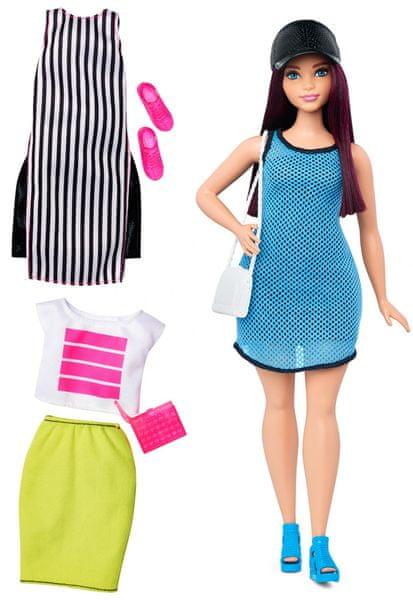 Mattel Barbie Modelka So sporty