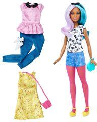 Mattel Barbie Modelka Blue Violet