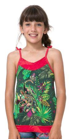 Desigual dekliška spodnja majica Hakunamatata 152 večbarvna