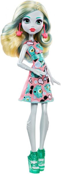 Monster High Příšerka Lagoona Blue