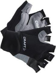 Craft kolesarske rokavice Glow, črne