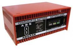 polnilec akumulatorja Absaar, 12V, 8A