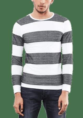 s.Oliver pánské tričko XL sivá