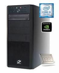 mimovrste=) namizni računalnik Power-7 i5-7500/8GB/256GB+1TB/GTX1060/FreeDOS