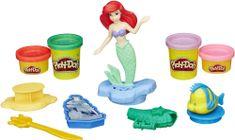 Play-Doh Ariel a kamaráti