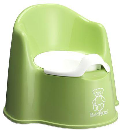 Babybjörn Háttámlás bili, Zöld