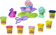 Play-Doh frizerski salon Trolls
