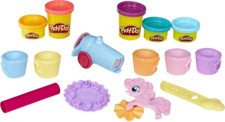 Play-Doh Ciastolina Pinkie Pie: urodziny