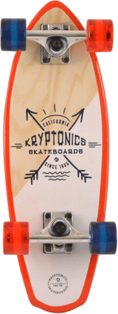 Kryptonics rolka Mini Fat Cruiser Born Free 23""