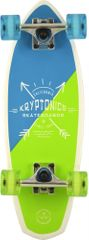 "Kryptonics Mini Fat Cruiser Summer Dip 23"" Gördeszka"