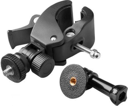 Goobay nosilec za kolo za GoPro kamere (72394)