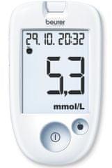 BEURER GL 43 Vércukormérő