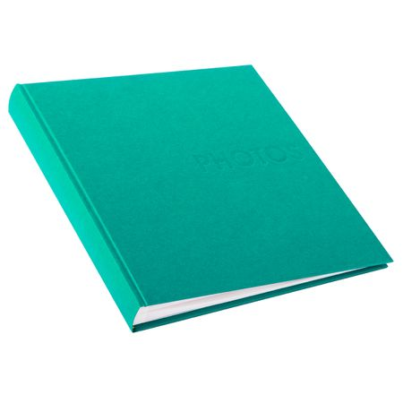 Goldbuch foto album Seda 30x31, 60 strani, modro-zelen