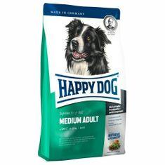 Happy Dog Medium Adult Kutyaeledel, 12,5 kg