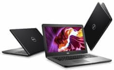 DELL Inspiron 5567 223608 Notebook, Fekete