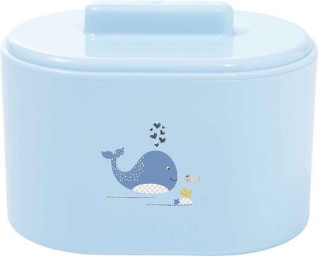 """Bebe-jou Kombi-box """"Wally Whale"""""""
