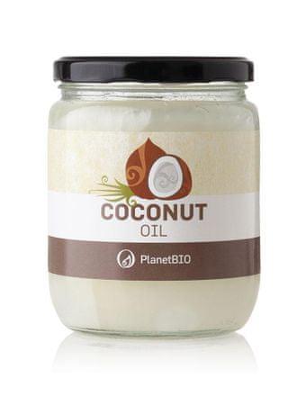 PlanetBIO kokosovo olje, 500 ml